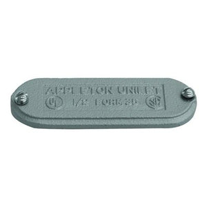 "Appleton Conduit Body Cover - FORM 35, 1"" M.I. Model# K100-CM"