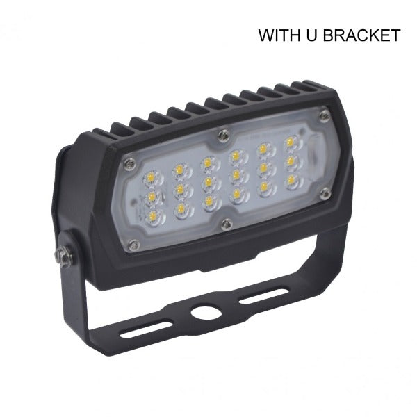 BriteTech LED Floodlight 15W 1435LM 3000K Model# BTC-FL15-3K