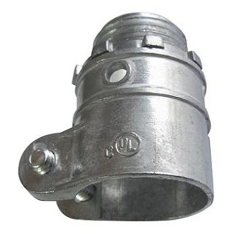 "McGill BX Connector (Straight) - 1/2"" Model# BXS050"