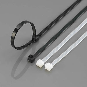 McGILL Cable Ties- 2.5 X 100MM Black Model# MG25100BK