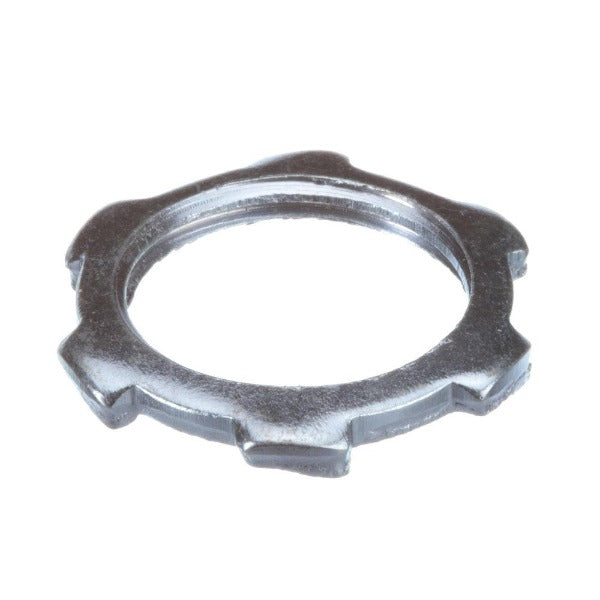 "McGill Steel Locknut 2-1/2"" Model# LNS250"