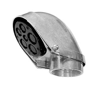 "McGill Service Entrance Cap 4"" - Threaded Type  Model# SEC-400"