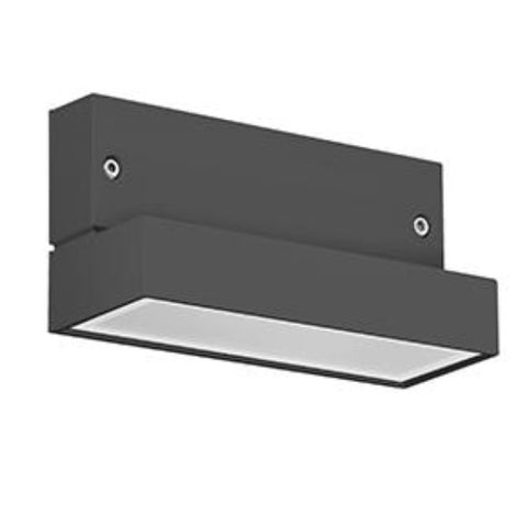 Performance IN Lighting Outdoor Wall Light Polo+1, IP65 Model# 304551