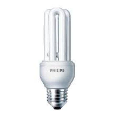 Philips CFL Lamp E-Saver 3U 23W E27 CDL Model# L-PHI-LMP-00074