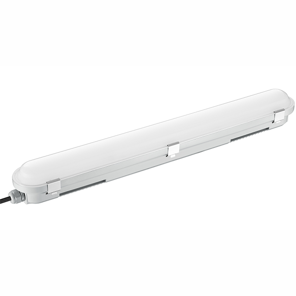 BriteTech Weather Proof Fixture LED 18W 2400lm 6500K Model# BTCWP-18W65K670
