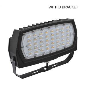 BriteTech LED Floodlight 75W 7521LM 3000K Model# BTC-FL75-3K