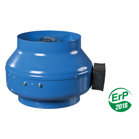 Vents inline duct centrifugal fan Model# VKM 150