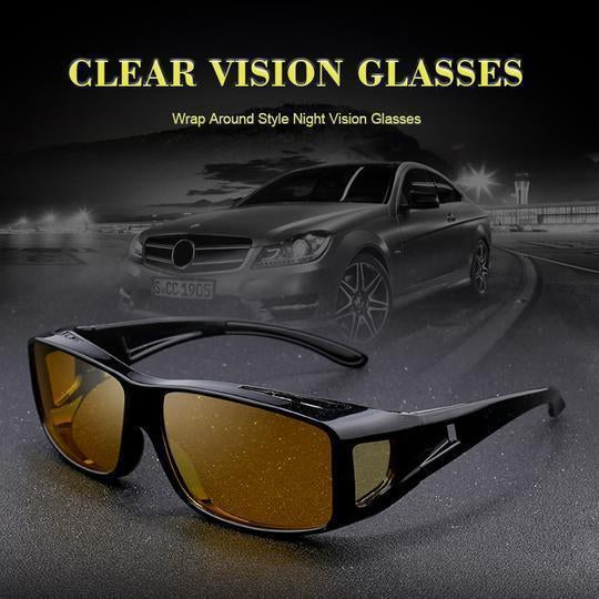 Clear Vision Glasses