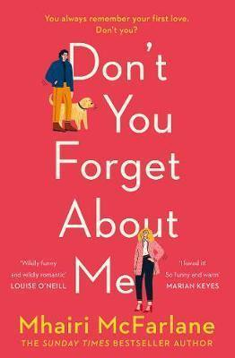 Don''t You Forget About Me - Agenda Bookshop