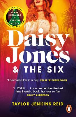Daisy Jones and The Six: Escape to a world of joy, sun and hedonism - read the novel everyone is talking about - Agenda Bookshop