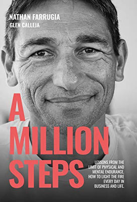 A Million Steps Front Cover