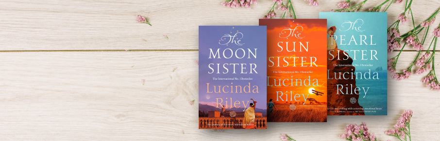 Lucinda Riley Bestselling Author