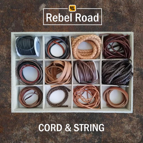 Cord & Stringing Material