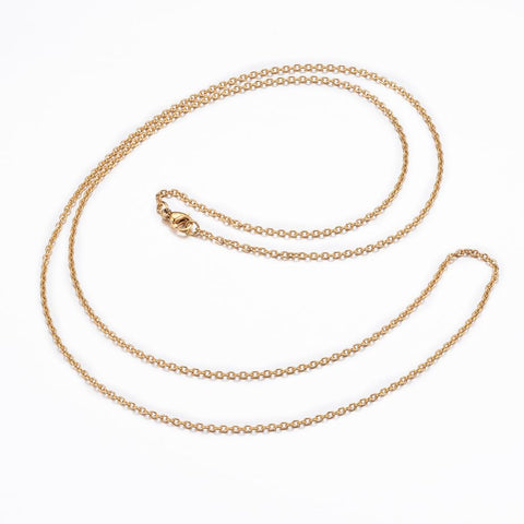 Gold Chain Necklace online from rebelroad.co.za
