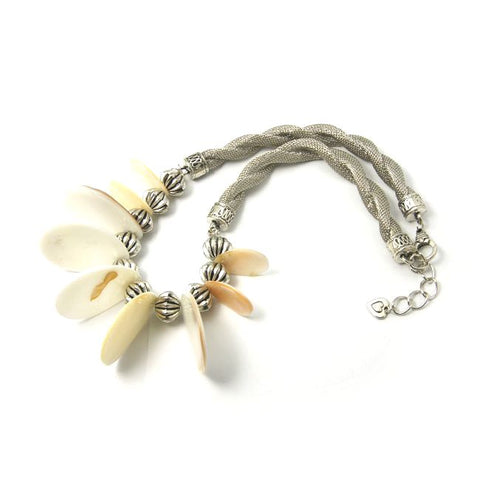 Shell necklace from rebelroad.co.za