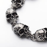 Skull Necklace - Neckwear - Rebel Road