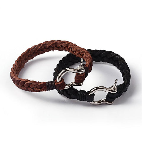 Rebel Road Braided bracelet