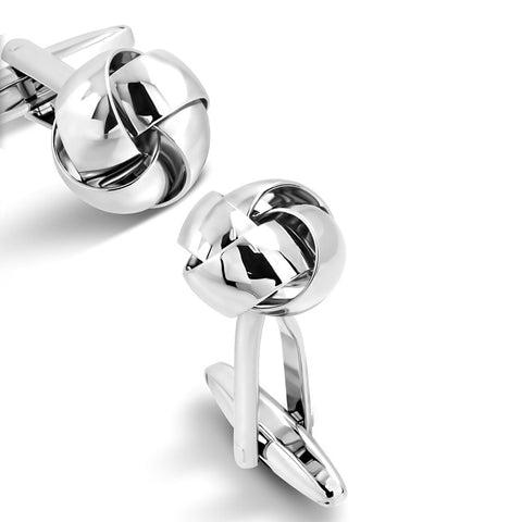 Celtic Knot Cufflinks - Cuff Links - Rebelroad.co.za