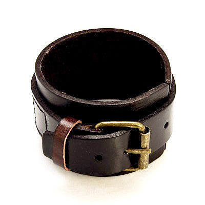 Double Layer Leather Bracelet - Bracelets - Rebel Road