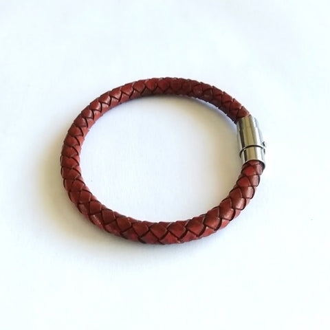 Classic Bolo Leather Bracelet Various Colours