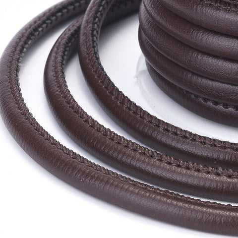 For a huge selection of jewellery making cord like Round PU Leather Cords, CoconutBrown, 4mm visit rebelroad.co.za online in South Africa