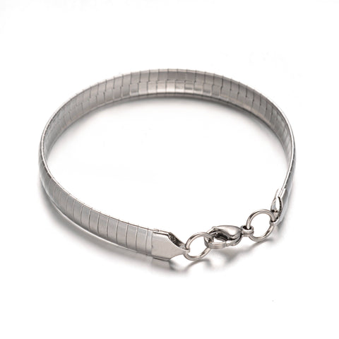 Stainless Steel Bracelet - Bracelets - Rebel Road