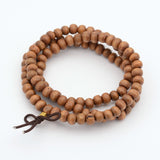 Wood Bead Wrap Bracelet - Bracelets - Rebel Road