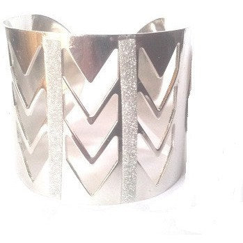 Arrow Cuff Bracelet - Bracelets - Rebel Road