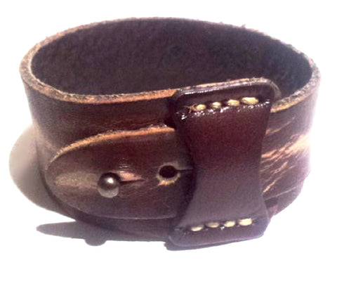 Fado Bracelet Redish Brown - Bracelets - Rebel Road