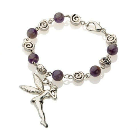 Fairy Charm Bracelet C443 - Rebelroad.co.za - 1