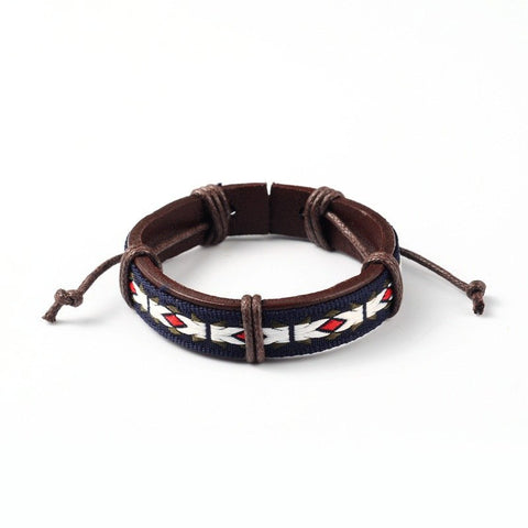 Ndebele Simple Bracelet - Bracelets - Rebelroad.co.za