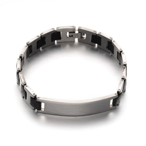R & S Engravable Bracelet - Rebelroad.co.za - 1