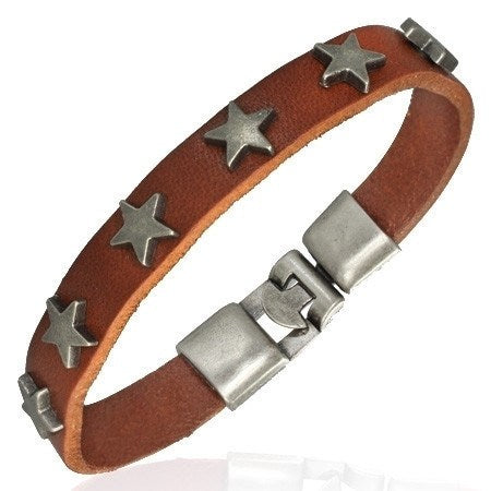 Star Stud Toggle Bracelet - Bracelets - Rebel Road