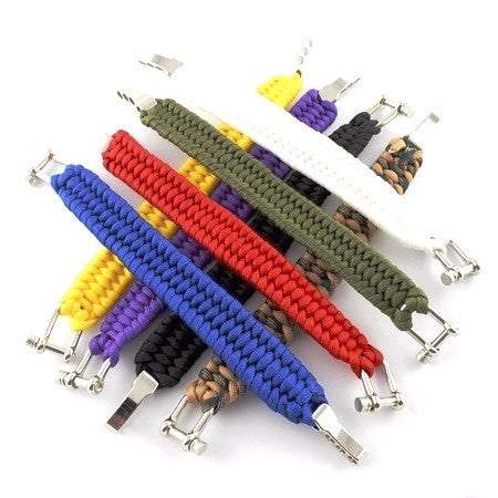 Survival Paracord Bracelets - Bracelets - Rebel Road