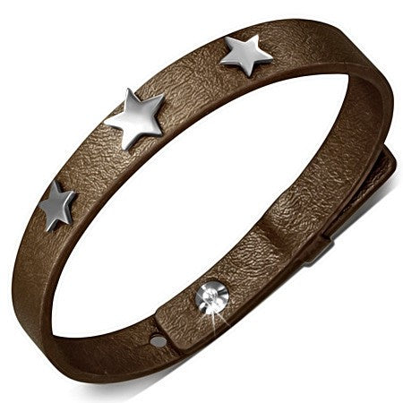 The 3 Star Bracelet - Bracelets - Rebel Road