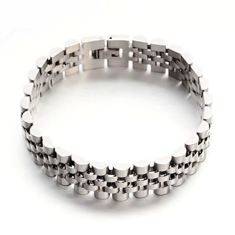 The Chunky Band Bracelet - Bracelets - Rebel Road