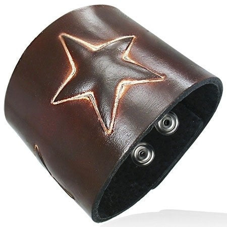 Tribal Star Bracelet - Bracelets - Rebel Road