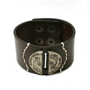 Only The Brave-Bracelet - Bracelets - Rebel Road