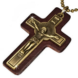 Crucifix Necklace - Neckwear - Rebel Road