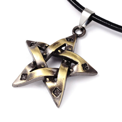 Star Pendant Necklace - Neckwear - Rebel Road