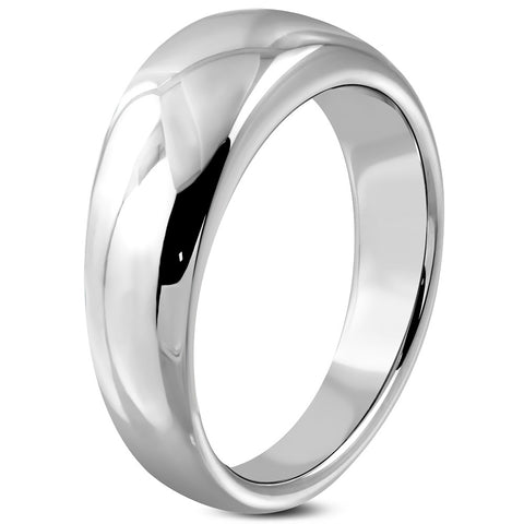 Wide to narrow Tungsten Ring - Rings - Rebel Road