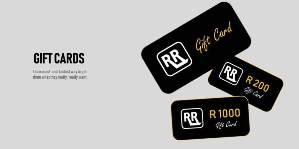 Gift Cards- the best gift to give