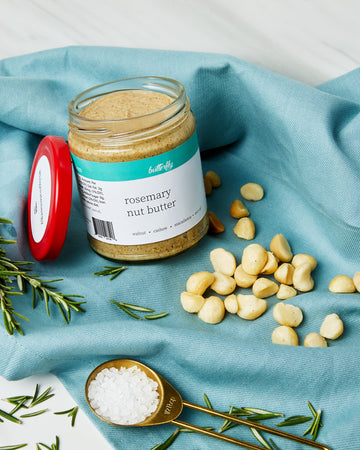 TWO Rosemary Nut Butters (SAVE 10%)