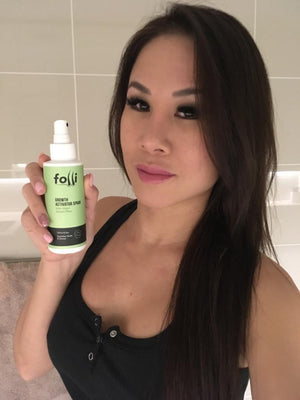 Hair Folli Growth Spray