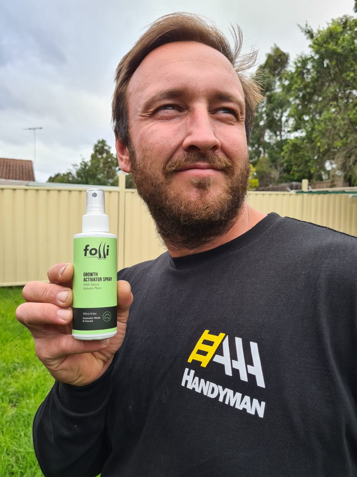 Hair Folli Spray