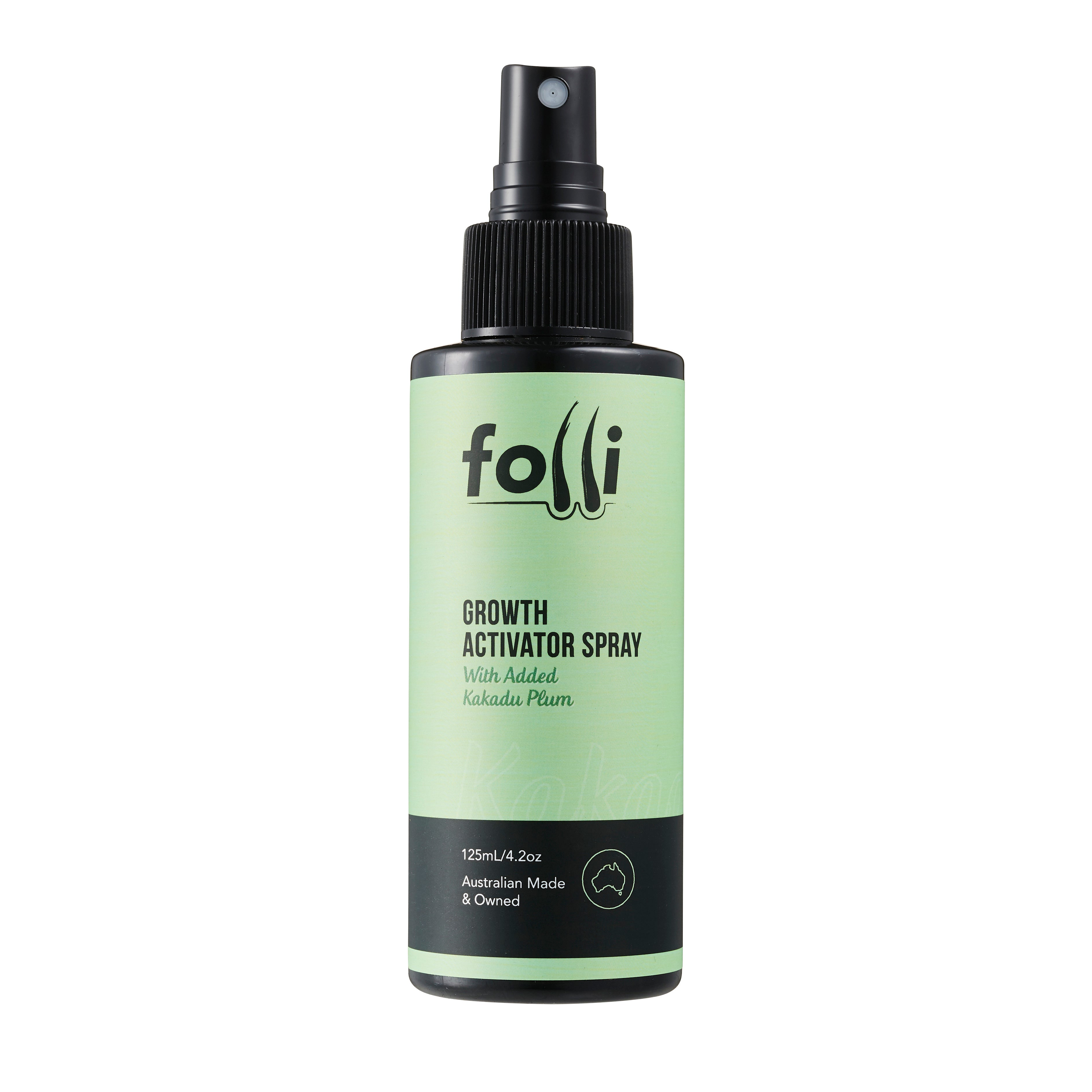 folli natural growth spray