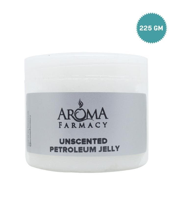 Raw Petroleum Jelly - Unscented - Aroma Farmacy