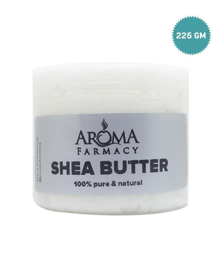 Refined Shea Butter 100% Pure & Natural - Aroma Farmacy