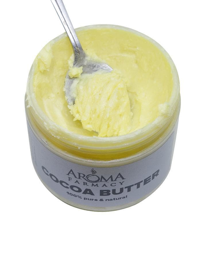 Cocoa Butter 100% Pure & Natural - Aroma Farmacy