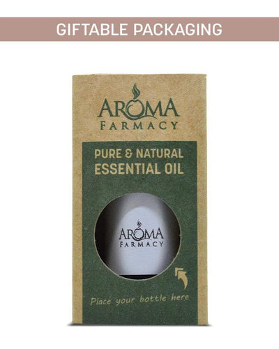 Basil Essential Oil 100% Pure & Natural - Aroma Farmacy